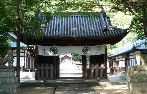 八栗寺 山門.JPG