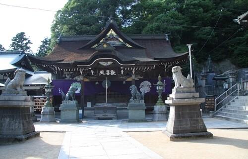八栗寺 聖天堂.JPG