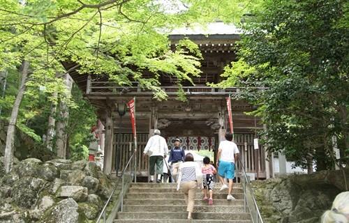 大窪寺 山門3.JPG
