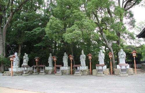 屋島寺 七福神.JPG
