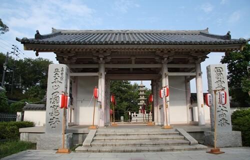 屋島寺 東門.JPG