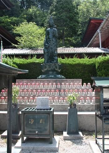 香西寺 水掛地蔵尊.JPG