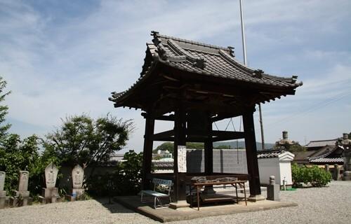 香西寺 鐘楼堂.JPG